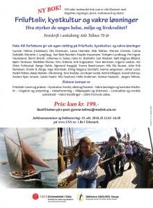 Info om boken Friluftsliv, kystkultur og vakre løsninger - Flyer
